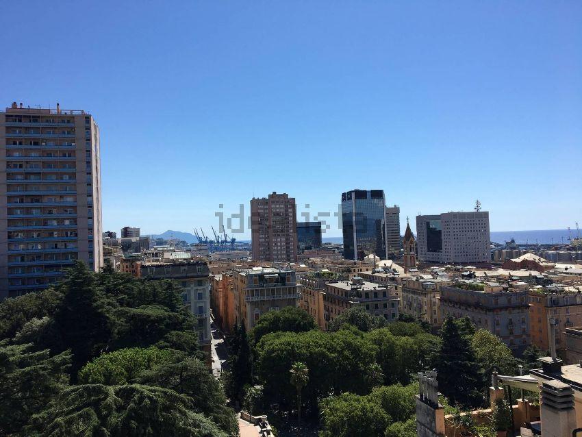 Affitto Ufficio A Genova : Affitto di ufficio in salita san barborino sampierdarena alta