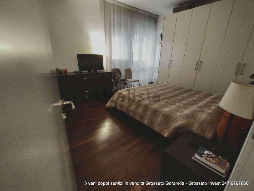 Camera da letto appartamento in vendita in Via Costa, Gorarella, Grosseto Invest di Luigi Ciampi👈
