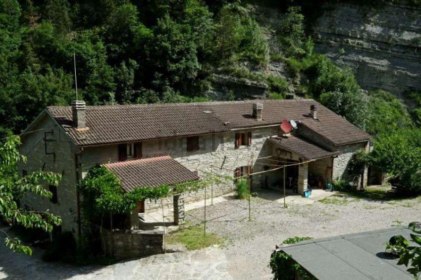 Proprietà rustica in vendita in via circonvallazione, Bagno di Romagna