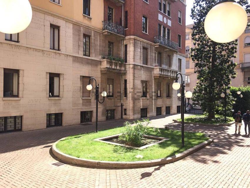 Affitto Stanza Ufficio Milano Tribunale : Affitto di ufficio in tribunale porta vittoria milano
