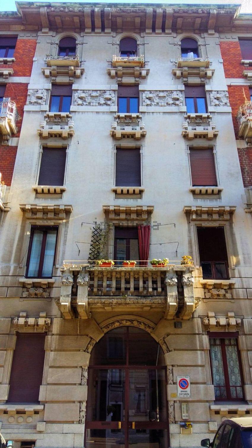 Le pi belle case d 39 epoca in vendita a milano idealista news for Case vendita a milano