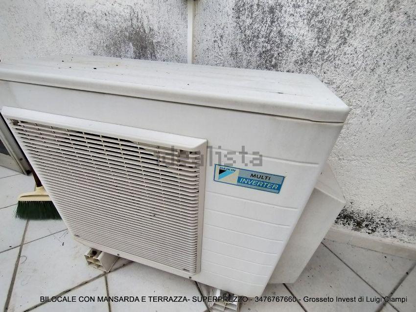 Grosseto Invest Vende - Dettaglidel bilocale con mansarda in Viale Uranio,, Grosseto