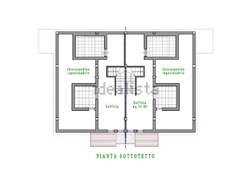 villetta a schiera in vendita in via londra, 37, ladispoli - Arredo Bagno Ladispoli