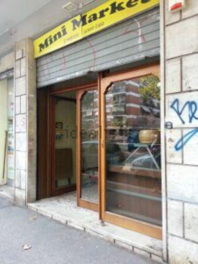 Immagine Facciata Di Locale Su Viale Spartaco, 112, Appio Claudio, Roma