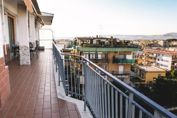 Appartamento In Vendita In Viale Alemagna 39 Portici