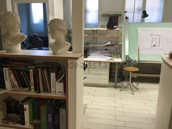 Affitto Stanza Ufficio Legale Milano : Affitto di ufficio in via montepulciano brianza pasteur milano