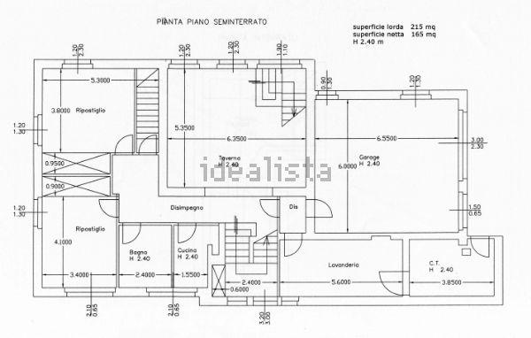 Piantine case 120 mq lofty design progetto casa mq due for 6 piani di casa con 4 bagni