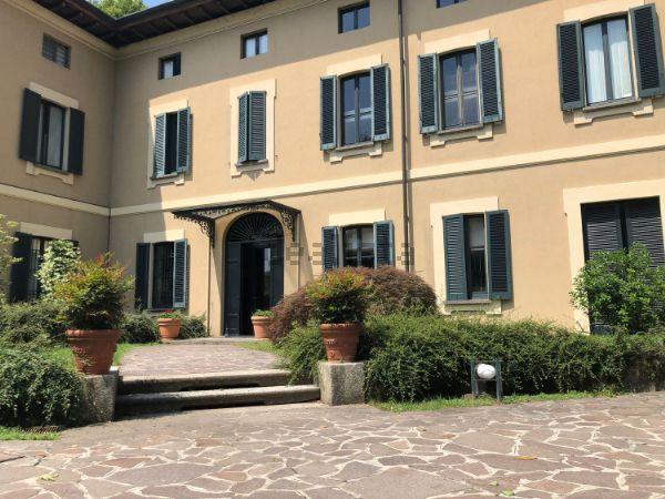 Villa In Vendita In Via Privata Stazione 3 Cernusco