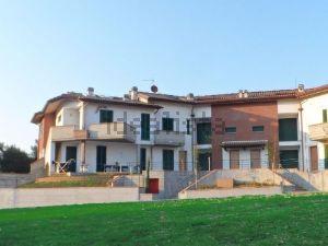 Appartamento su due piani a Montespertoli