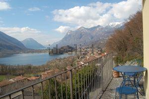 Appartamento in vendita sul lago di Lugano