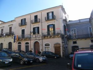 Appartamento in piazza d'addezio, 16