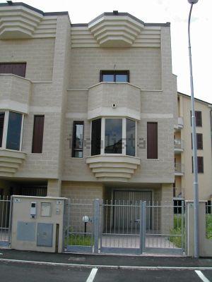 Villetta a schiera in via Colombara, 21