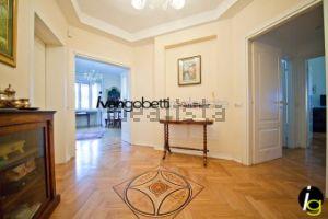 Villa in corso Vercelli, 30