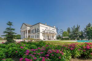 Villa con eliporto a Pavia