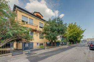 Villetta a schiera in quartiere Arcella