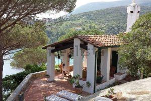 Villa in Cala delle Cannelle