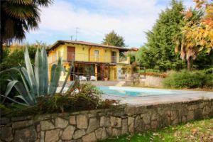 Villa in via Giovanni Pascoli, 1