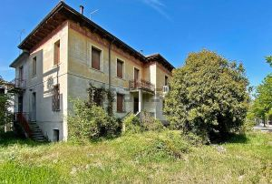 Villa in via Feltre s.c.n