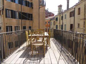 Appartamento in piazza San Marco