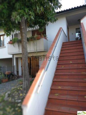 Appartamento su due piani in via Ragnaia