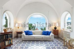 Villa in via del Castiglione