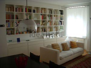 Appartamento su due piani in via dei Forni