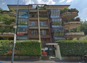 Appartamento in via degli Odescalchi