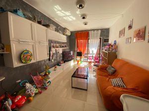 Appartamento su due piani in via Filisto
