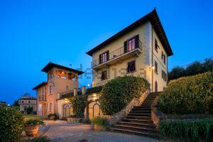 Villa in via di Calcinaia s.c.n