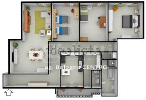 Appartamento in marconi s.c.n