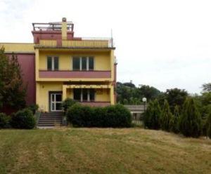 Villa in via Eugenio Curiel