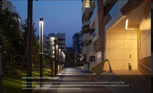 Appartamento su due piani in via Senofonte s.c.n