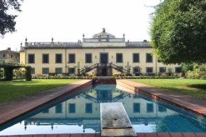 Villa in via di Sant'Alessio, 283