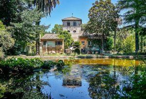 Villa in via della Caffarella s.c.n