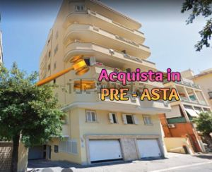 Appartamento all'asta in via Cristoforo Colombo, 34