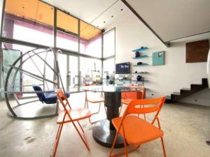Appartamento su due piani in via Leonardo Bistolfi