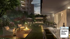Appartamento in via Valleambrosia, 21