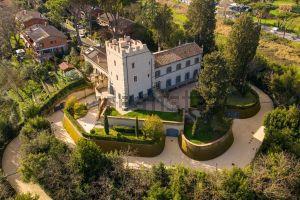 Villa in via Flaminia Nuova, 290