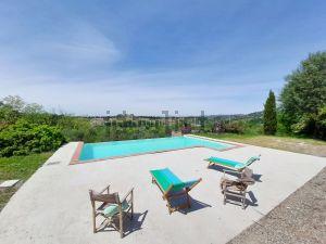 Villa in via Santa Maria Linari, 21