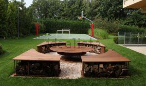 Casa con parco giochi a Cantù