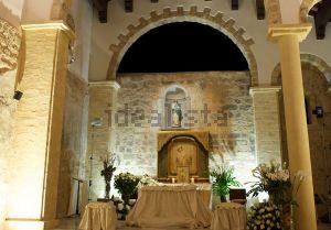 Casa con chiesa privata ad Agrigento