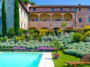 Villa a Castelnuovo Berardenga