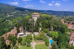 Villa a Cetona