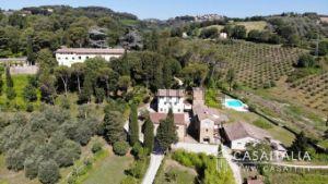 Villa in via Pietro Cestellini, 1