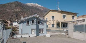 Villa in viale Agricoltura, 10