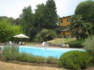 Villa in via Foscolo s.c.n