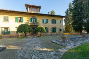 Villa in via del Pian dei Giullari s.c.n
