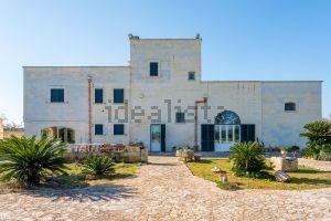 Villa in via Caorte s.c.n