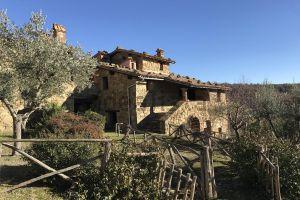 Casale/cascina in località Località Località Pò Sante s.c.n