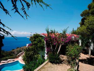 Villa in via PANORAMICA s.c.n